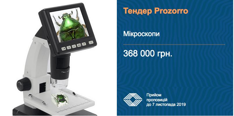 тенедр мікроскоп